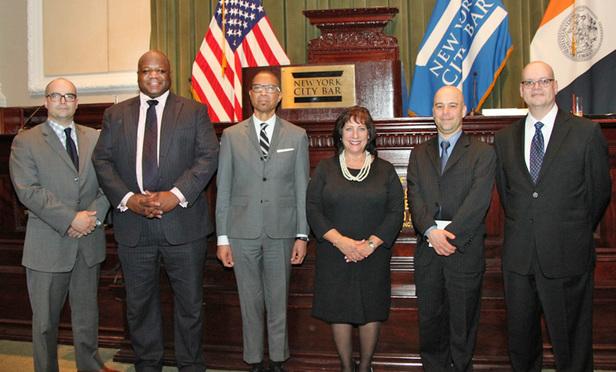 City Bar Recognizes Prosecutors