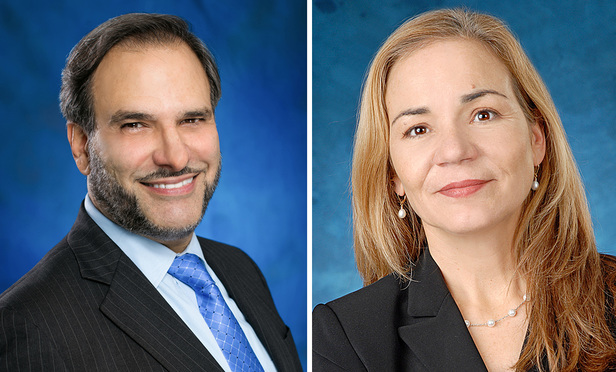 John P. Campo and Susan F. Balaschak