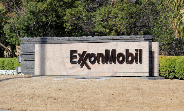 ExxonMobil world headquarters in Irving, Texas