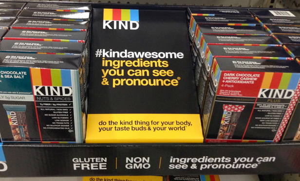 Kind Bars Nutrition Health,