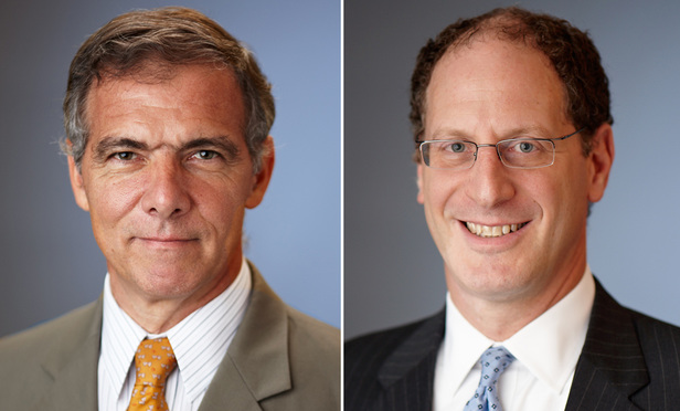 Robert J. Anello and Richard F. Albert