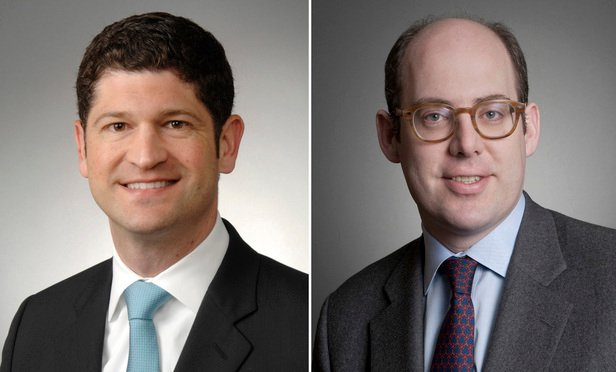 Philip T. Besirof and James J. Beha II