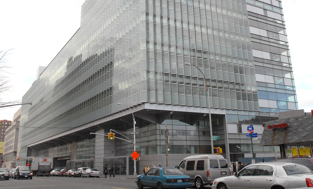 Bronx County Hall of Justice