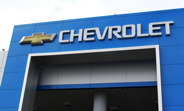 GM Sales Formula for Dealers Violates NY Law, Ruling Says