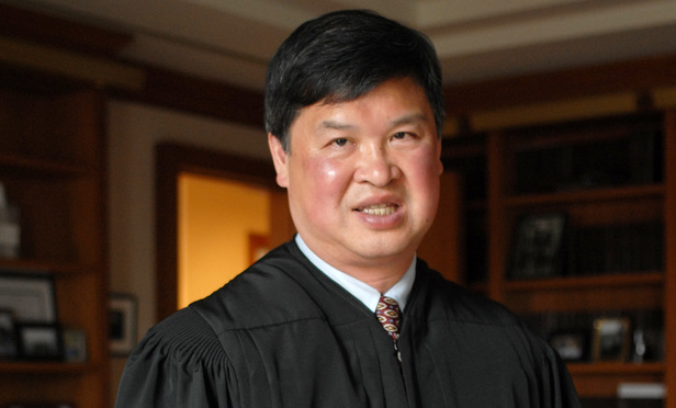 Judge Denny Chin of the U.S. Court of Appeals for the Second Circuit
