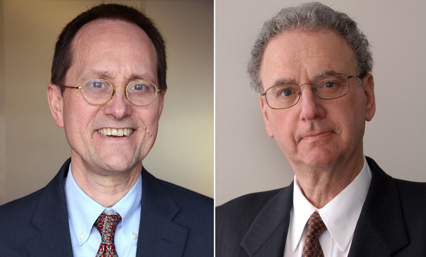 Robert W. Clarida and Robert J. Bernstein