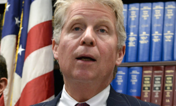 Manhattan District Attorney Cyrus Vance Jr.