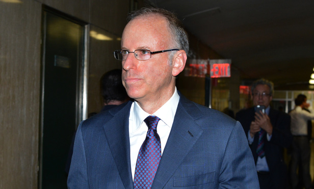 Citibank Sues Former Dewey Chair Over Unpaid Loan
