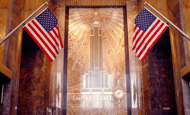 Empire State Building, 350 Fifth Ave.
