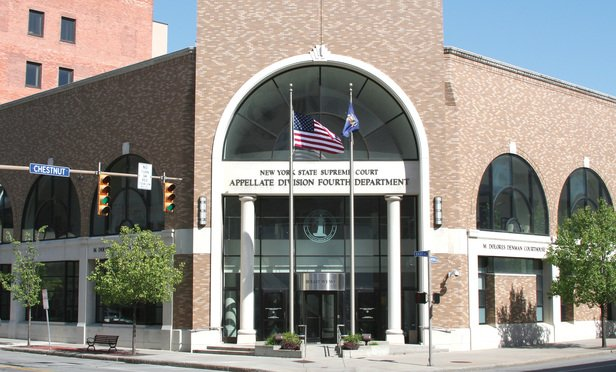 The Appellate Division, Fourth Department, M. Dolores Denman courthouse in Rochester