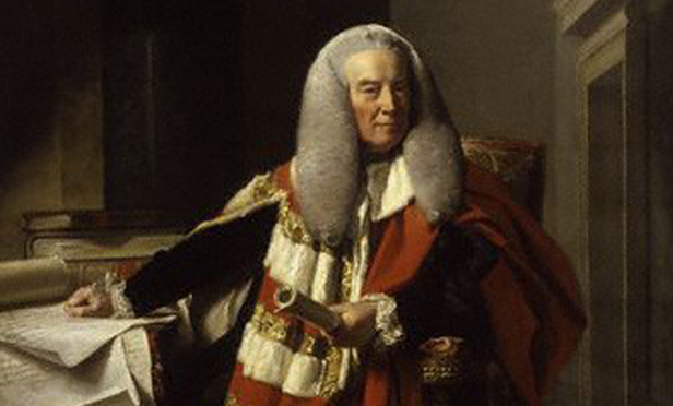 William Murray, 1st Earl of Mansfield, Lord Chief Justice of the King's Bench