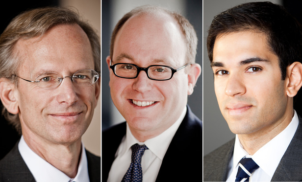 Philip Mindlin, Emil A. Kleinhaus and Neil K. Chatani