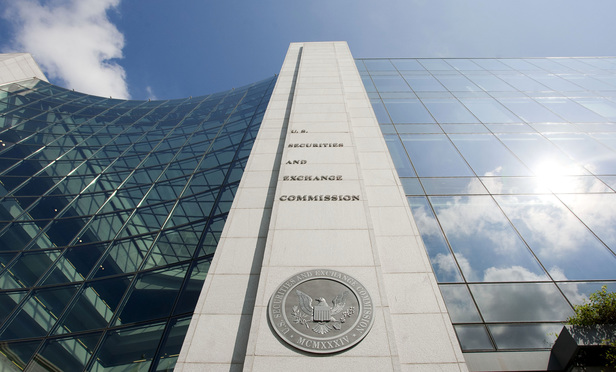 Headquarters of the U.S. Securities and Exchange Commission in Washington D.C.
