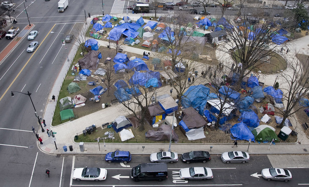 Judge Dismisses Occupy D.C. Lawsuit