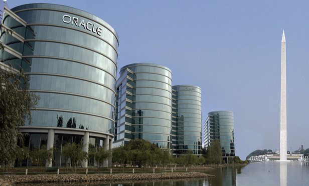 Oracle, Redwood Shores, Calif.