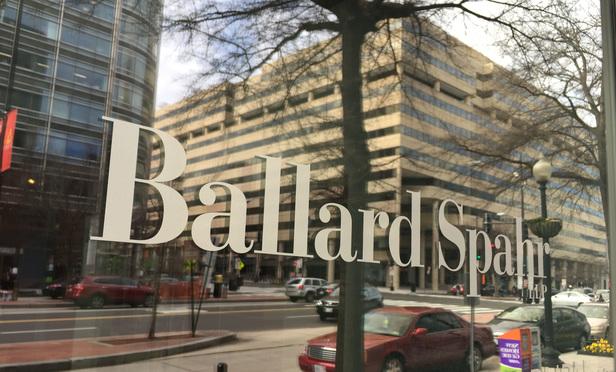 Clients Oppose Ballard Suit Seeking Cut of Merger Money