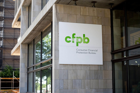 Consumer Financial Protection Bureau in Washington, D.C.