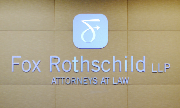 Ex-Fox Rothschild Partner Found Guilty in Insider-Trading Case