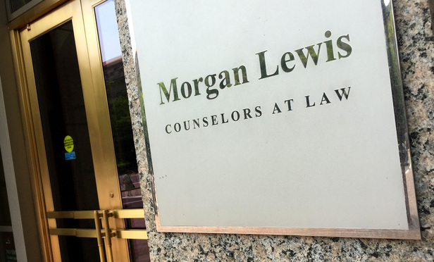 Morgan Lewis Fights Back in 30M Conflict Suit