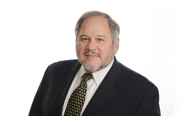 Tony Volpe, IP litigator and co-founder of Volpe and Koenig.