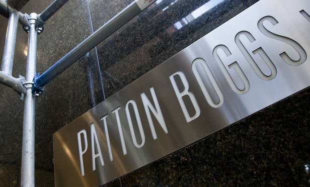 Patton Boggs, Washington, D.C.