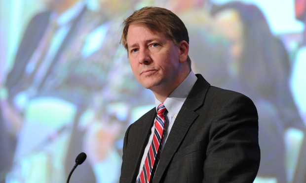 CFPB to Reward Banks That Don't Share Private Data