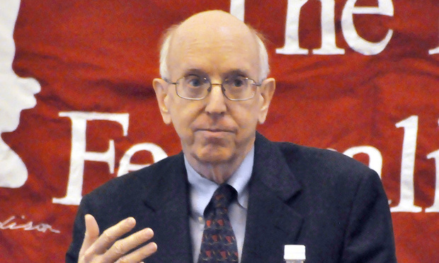 Judge Posner Responds to Latest Criticism in Feud