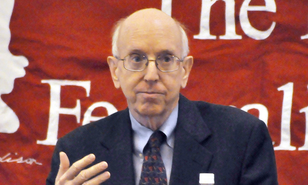 Richard Posner.