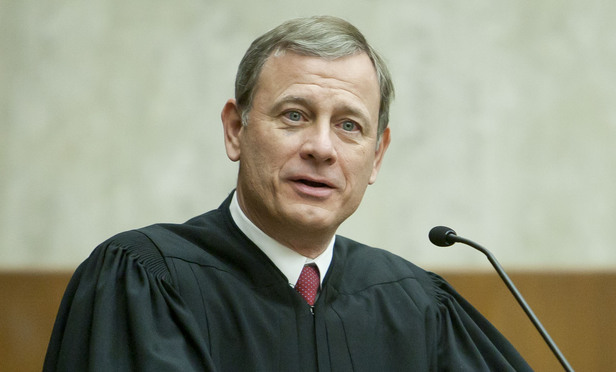 Chief Justice John Roberts Jr., U.S. Supreme Court