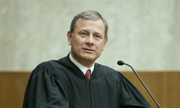 U.S. Supreme Court Chief Justice John Roberts Jr.