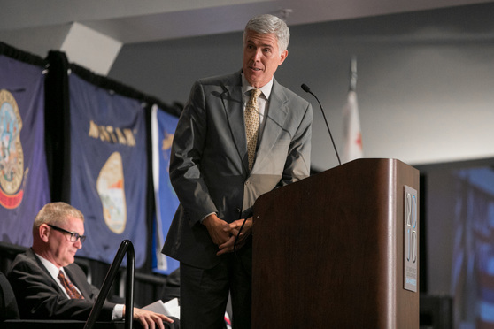 Associate Justice Neil Gorsuch, United States Supreme Court at the Ninth Circuit Court of Appeals Conference in San Francisco