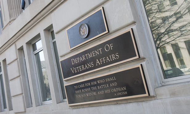 U.S. Department of Veterans Affairs in Washington, D.C.