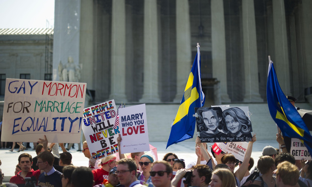 Va. Same-Sex Marriage Advocates Fight Stay Request