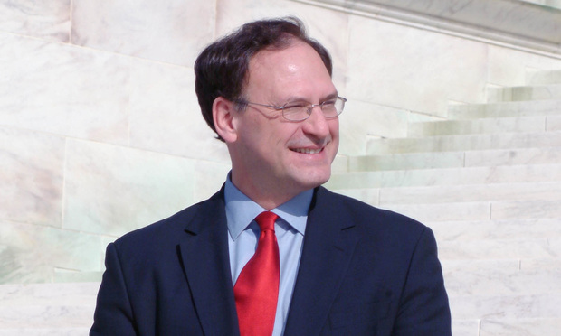 Alito's Slap at Federal Circuit Provokes Patent Bar
