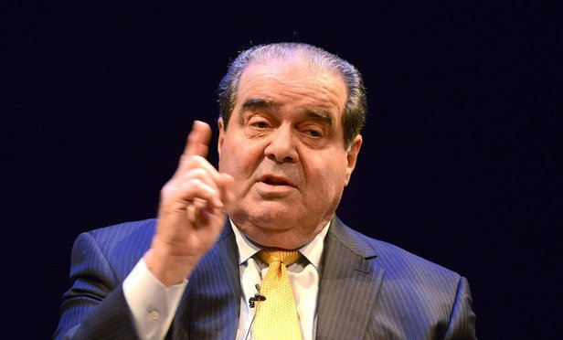 Justice Antonin Scalia (March 21, 2014)