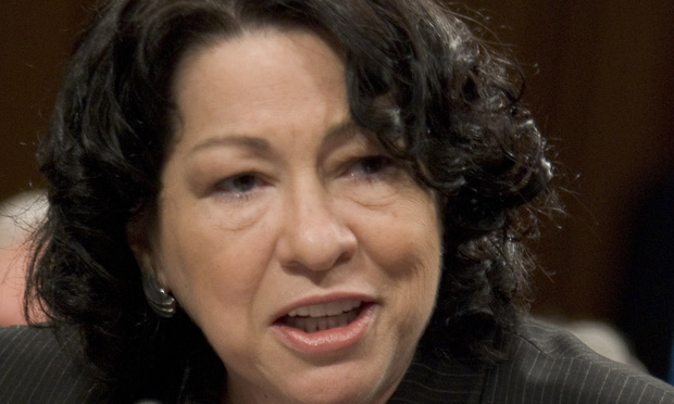 Sotomayor, Roberts Clash Over Race