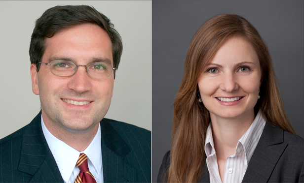 Alexander Southwell (left) and Stephenie Gosnell Handler of Gibson Dunn & Crutcher