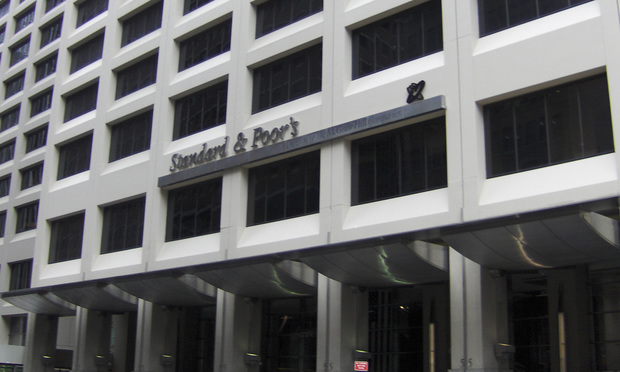 Standard & Poor's headquarters in Lower Manhattan, New York City