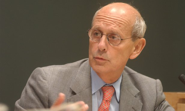 Justice Stephen Breyer, U.S. Supreme Court