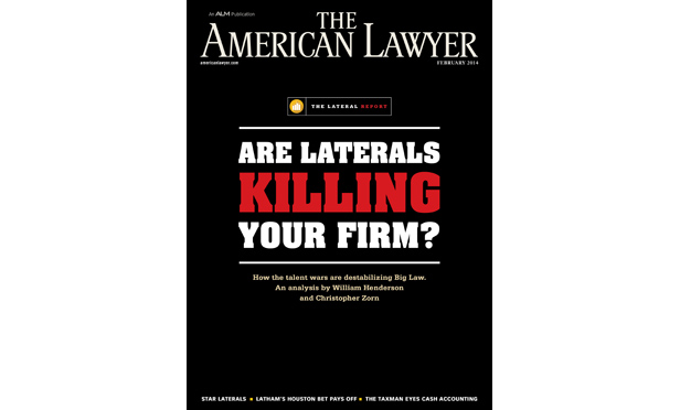 American Lawyer Lateral Report