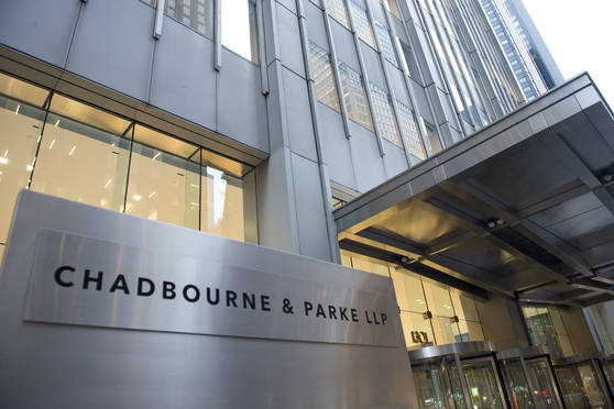 Chadbourne & Parke at 1301 6th Ave, NYC