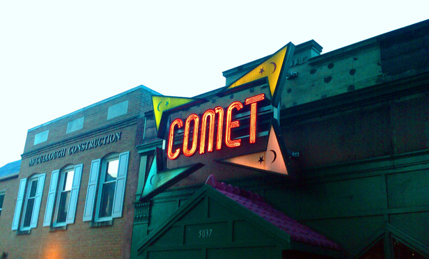 Comet Ping Pong in Washington, D.C.