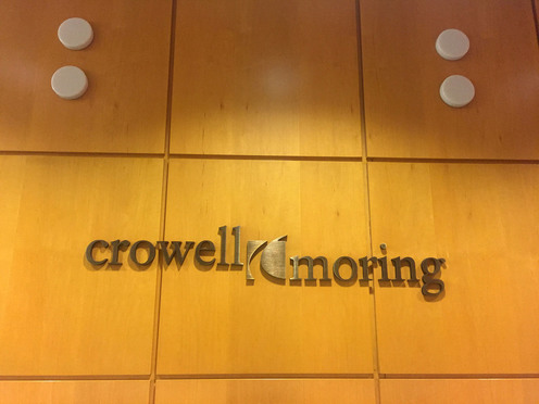 Crowell & Moring offices in Washington, D.C.