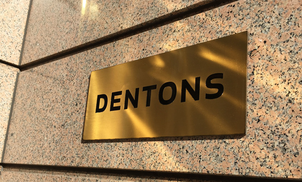 Dentons' Growth Surge Continues With Mass UK Hire