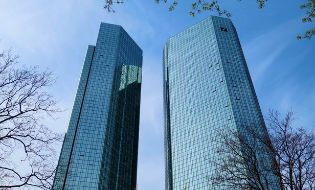 Deutsche Bank Headquarters in Germany
