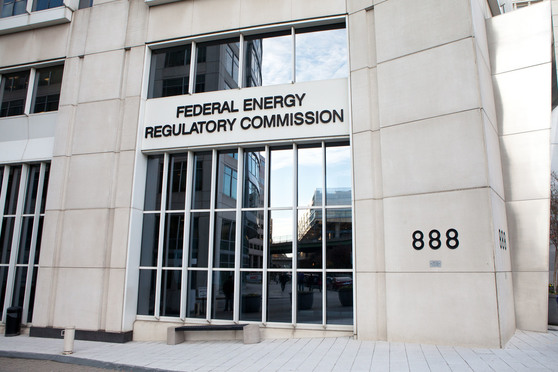 Federal Energy Regulatory Commission in Washington, D.C.
