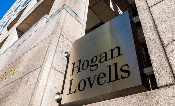 Hogan Lovells' Washington, D.C., offices.