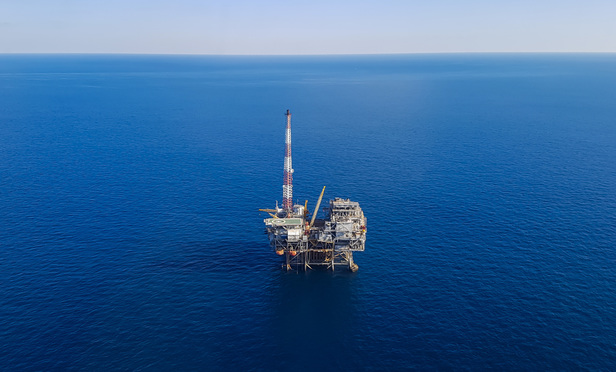 Oil Drilling Gulf of Mexico.