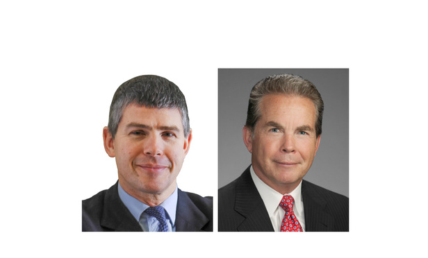 Richard Crump and Glenn Legge of Holman Fenwick Willan LLP