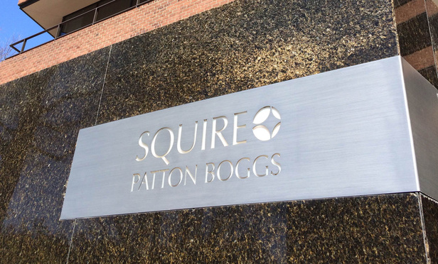 Squire Patton Boggs offices in Washington, D.C.
